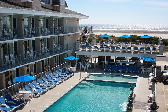 Photo of Fleur de Lis Beach Resort Wildwood Crest