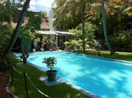 Pool Picture Of Ernest Hemingway Home And Museum Key