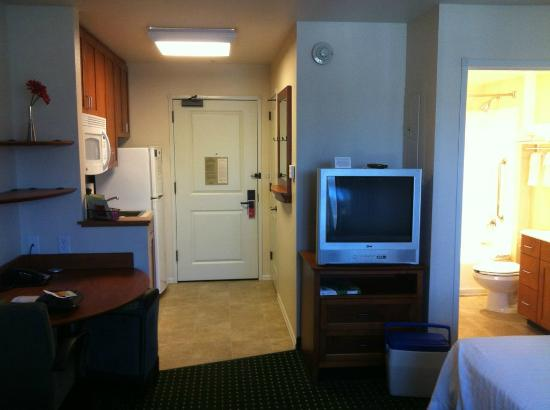 TownePlace Suites Medford: Studio Queen
