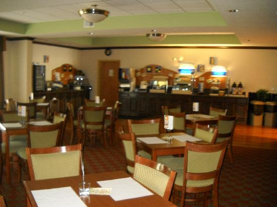 Holiday Inn Express Inverness: Dining area