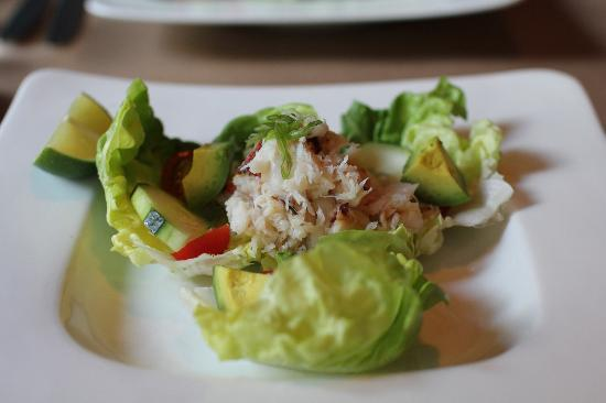 Stevenswood Resort And Spa: Loved the crab louie
