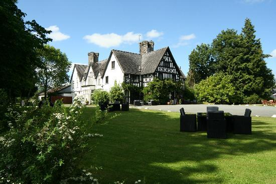 Maesmawr Hall Hotel