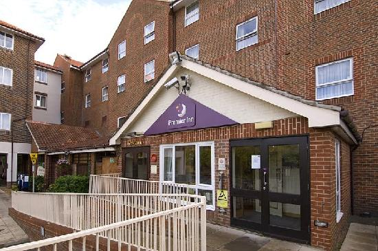 Premier Inn Hastings