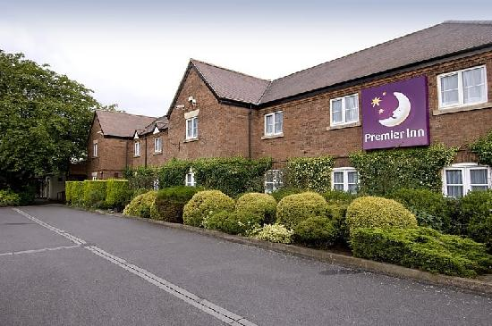 Premier Inn Lichfield North East A38