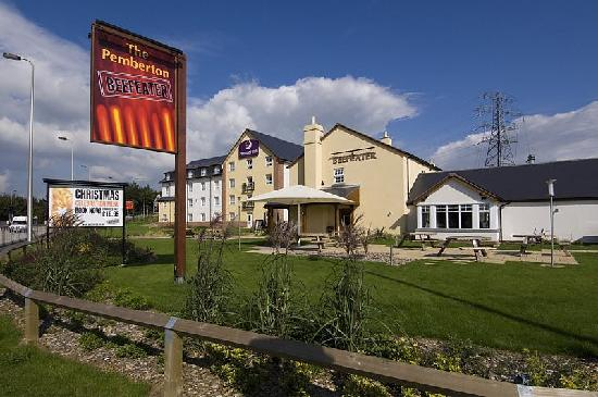 Premier Inn Llanelli Central West Hotel