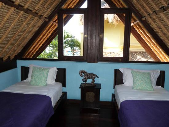 Life in Amed Boutique Hotel: chambre du haut