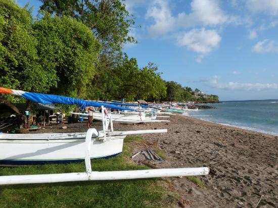 Life in Amed Boutique Hotel: la plage