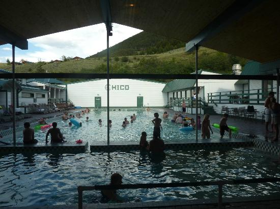 Photos of Chico Hot Springs Resort, Pray
