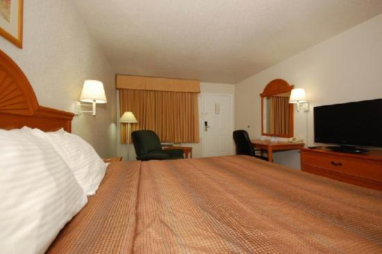 BEST WESTERN Smithfield Inn: Single Guest Room