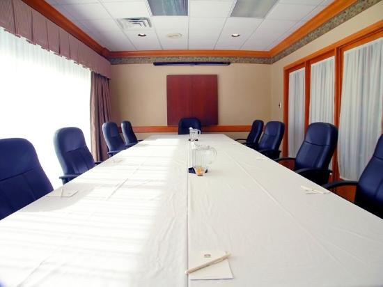 BEST WESTERN PLUS Grand Seasons Hotel: Meeting  Room