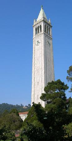 Berkeley Lab Guest House: The Campanile at UC Berkeley