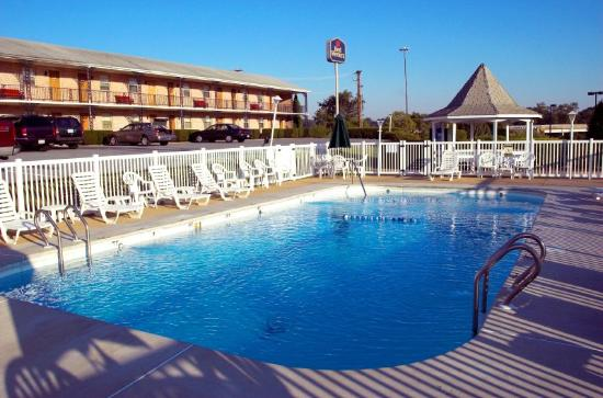 BEST WESTERN Plantation Inn: Outdoor Pool