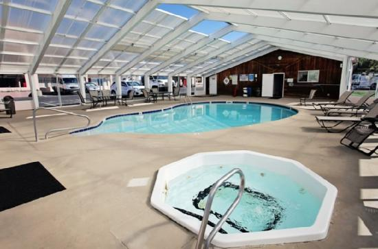 BEST WESTERN Paradise Inn of Nephi: Pool