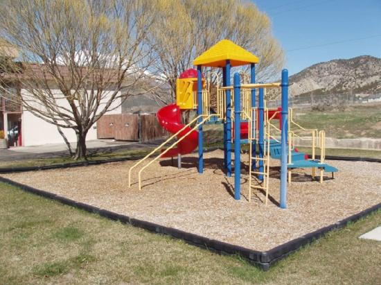 BEST WESTERN Paradise Inn of Nephi: Playground