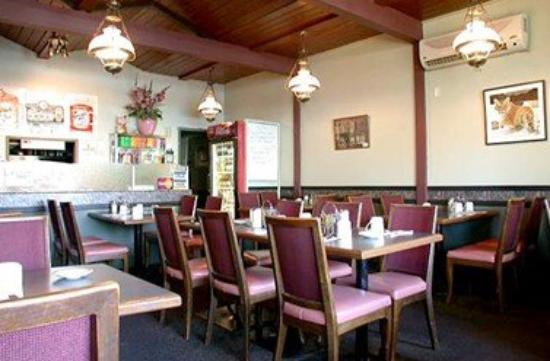 Blue Ridge Inn: Restaurant
