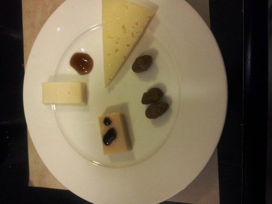 LIFeStyle: Cheese course
