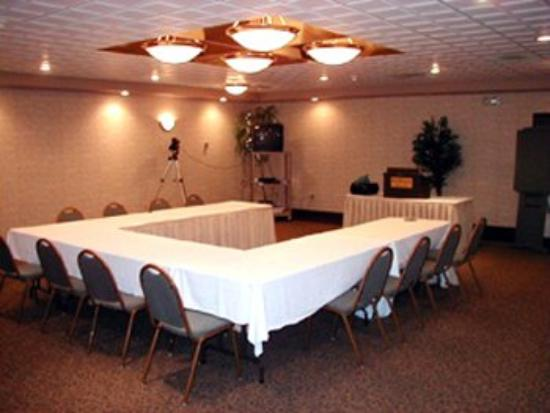 Moberly Inn and Suites: Meeting Room