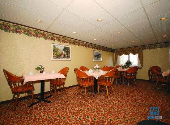 BEST WESTERN Motor Inn: Dining
