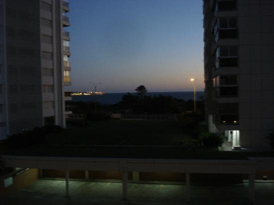 BEST WESTERN La Foret: Vista de Punta del Este