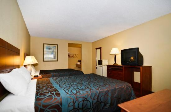 BEST WESTERN Santee Lodge: Guest Room