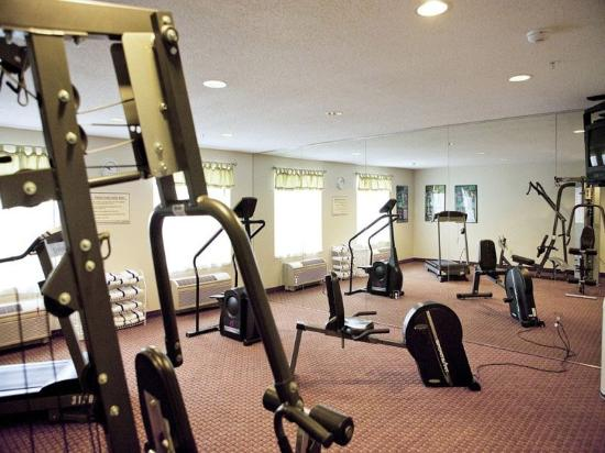 La Quinta Inn &amp; Suites Woodlands South: Fitness Center