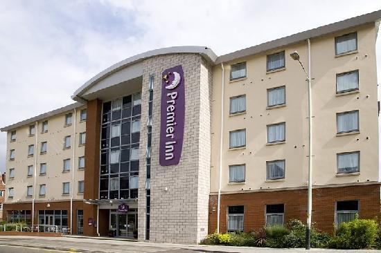 ‪Premier Inn Norwich City Ce