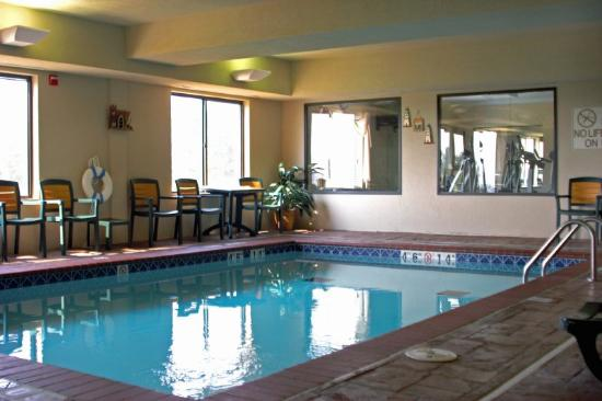 BEST WESTERN Tahlequah Inn: Indoor Pool