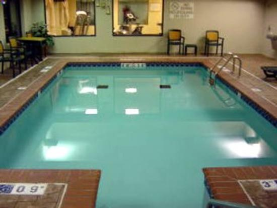 BEST WESTERN Tahlequah Inn: Indoor Swimming Pool