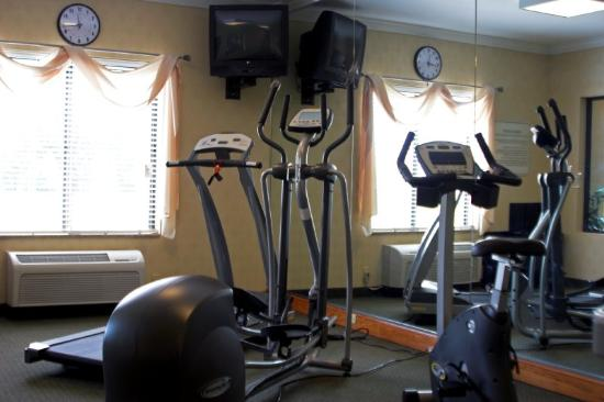 BEST WESTERN Tahlequah Inn: Fitness Center