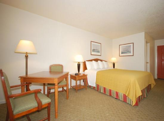 BEST WESTERN Colonial Inn: Guest Room