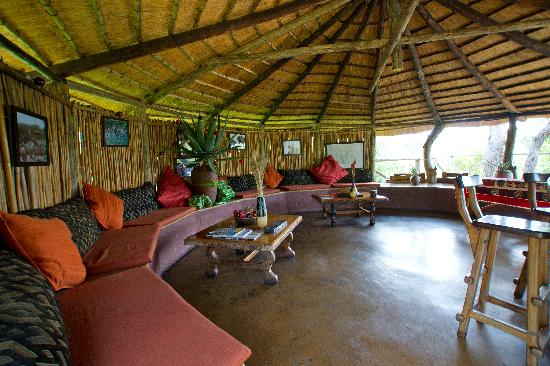 Umlani Bushcamp: Bar/Lounge