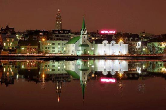 Hotel Holt: We are a part of the beautiful Reykjavík skyline