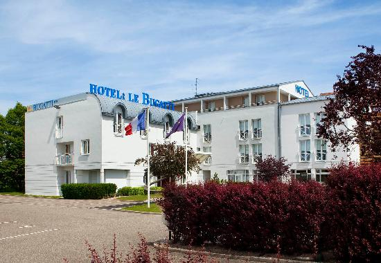 Hotel Le Bugatti