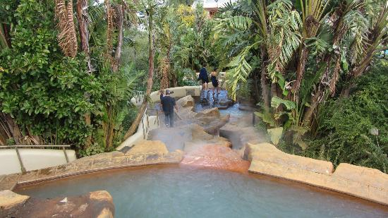 Spring pool with bubbles picture of caledon hotel spa casino caledon tripadvisor
