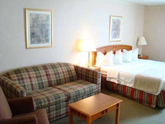 BEST WESTERN Meander Inn: Guest Room