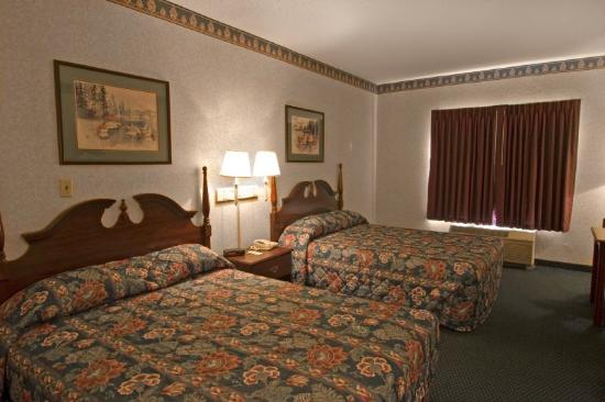 BEST WESTERN Executive Inn &amp; Suites: Standard Double