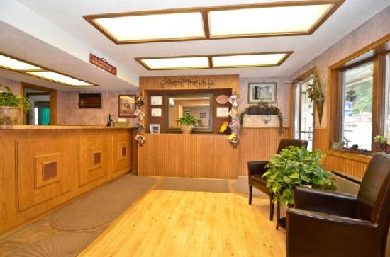 BEST WESTERN Hickok House: Reception/Lobby