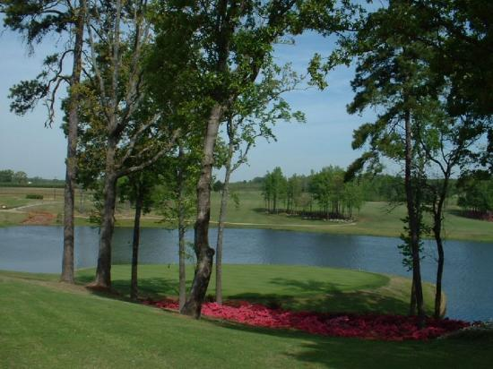 BEST WESTERN Canton Inn: Golf Lake