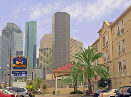 BEST WESTERN PLUS Downtown Inn & Suites: Downtown Skyline