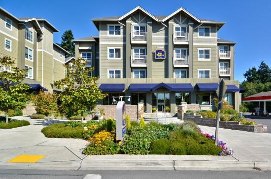 BEST WESTERN PLUS Bainbridge Island Suites: Exterior