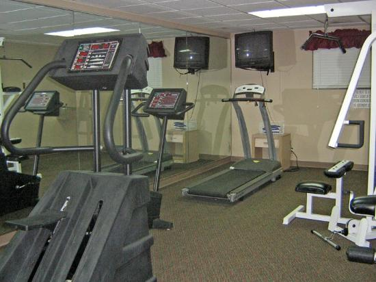 Americas Best Value Inn Janesville: Fitness Center