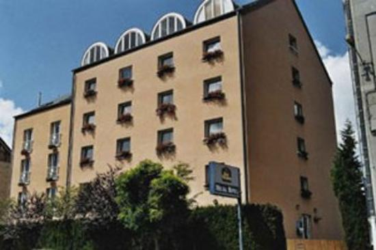 BEST WESTERN Hotel Melba: Exterior