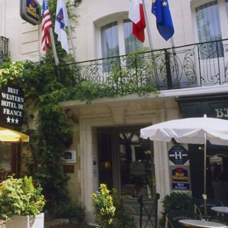 BEST WESTERN Hotel de France: Exterior