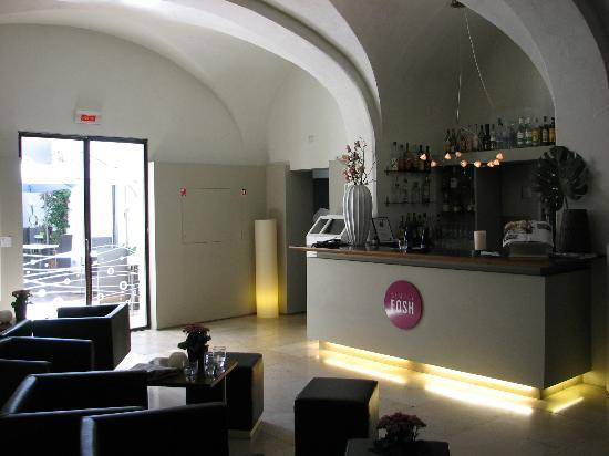 Convent de la Missio : Bar area 
