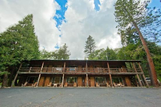 Camp Nelson, CA: Guest Rooms