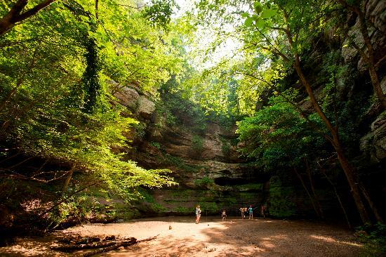 Illinois: Starved Rock, Utica