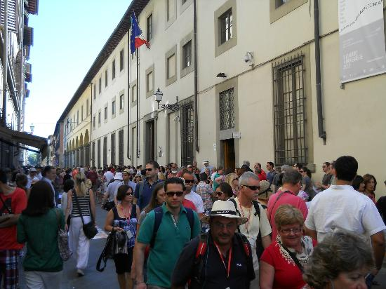 visiting the accademia florence - photo#44