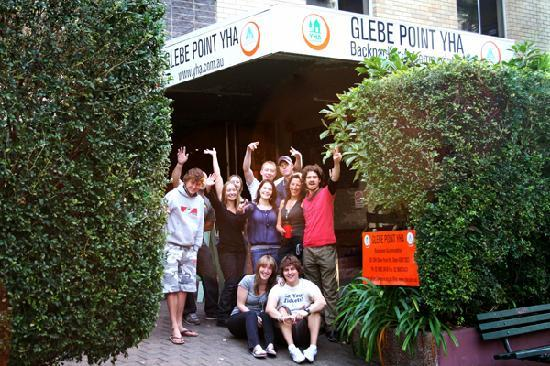 Photo of Glebe Point YHA Sydney