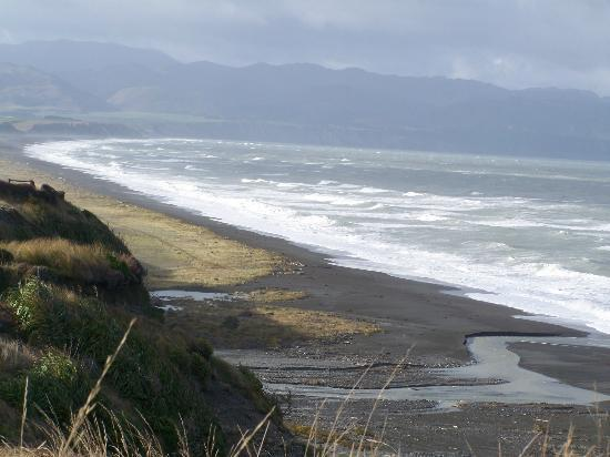 Wharekauhau Country Estate: Rugged Palliser Bay