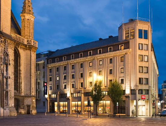 Ibis Gent Centrum St-Baafs Kathedraal